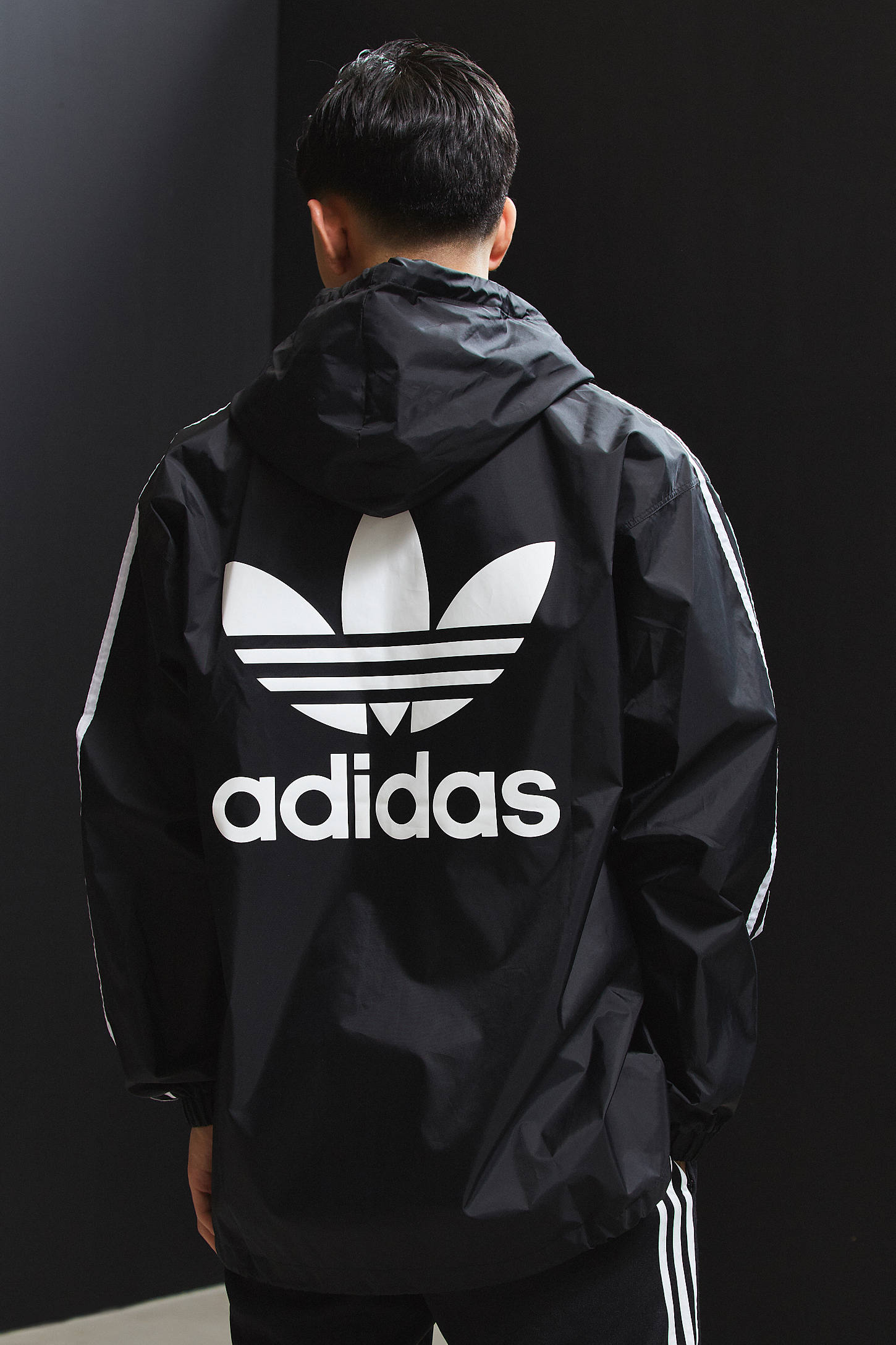Adidas anorak Jacket Urban Outfitters