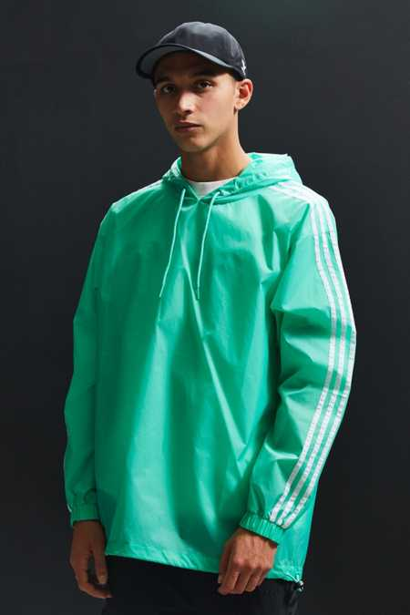 adidas Poncho Windbreaker Jacket