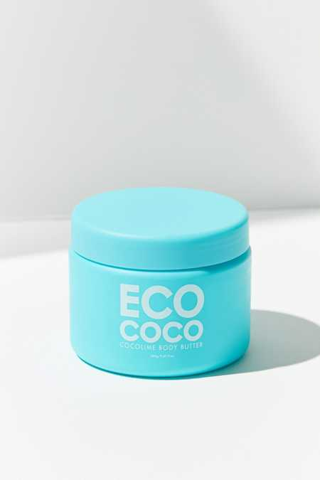 ECOCOCO Coconut + Lime Body Butter