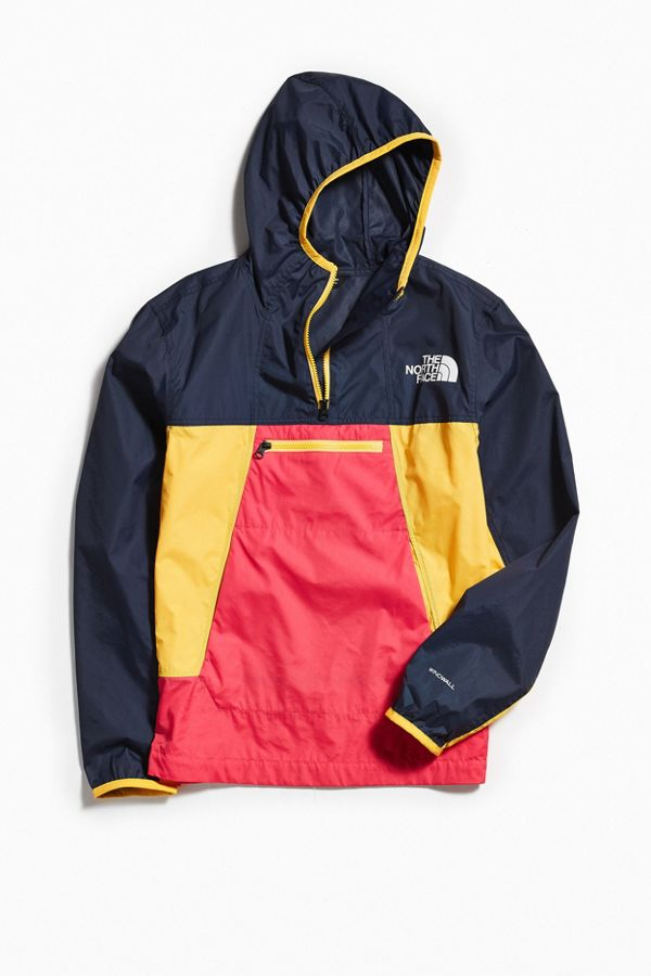 the north face anorak