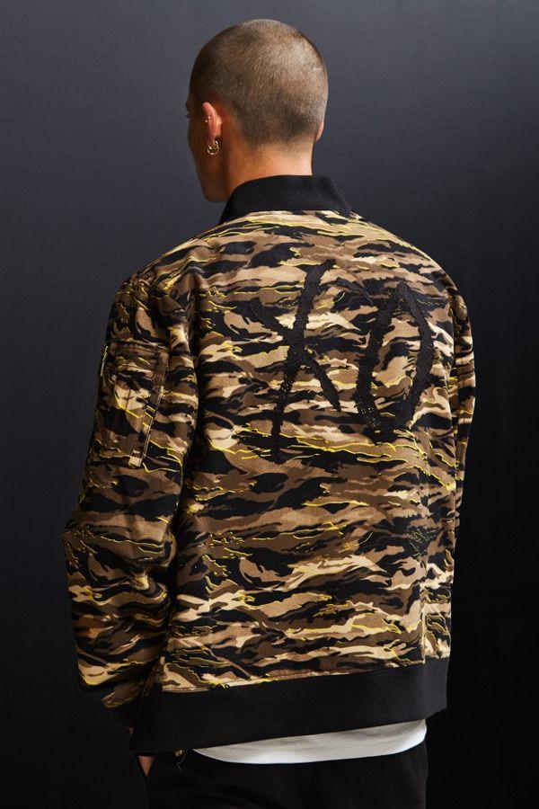 The Puma Urban Canada Outfitters Blouson Aviateur Camouflage Xo Weeknd U61OPqw