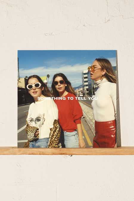 HAIM - Something To Tell You Exclusive 2XLP