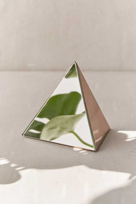 Pyramid Table Mirror