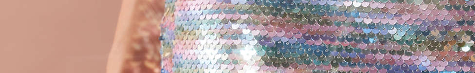 Thumbnail View 2: UO Rainbow Sequin Mini Skirt