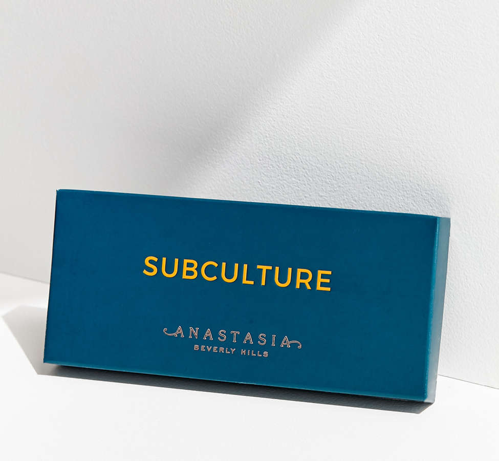 Slide View: 5: Anastasia Beverly Hills Subculture Eyeshadow Palette