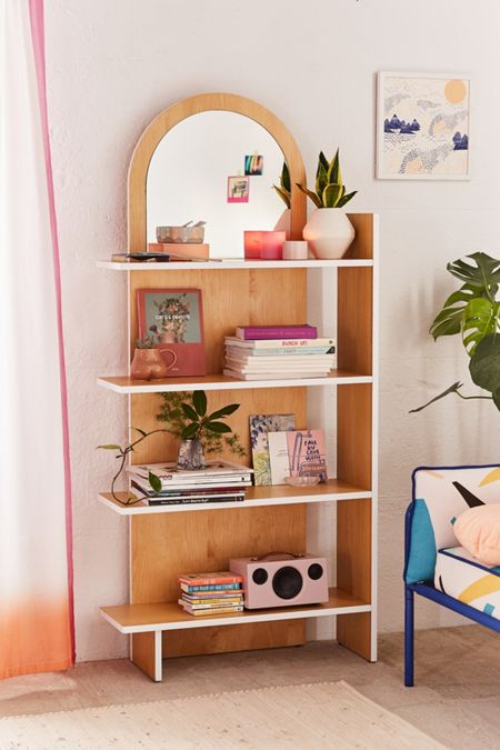 Wall + Storage Shelving | Urban Outfitters - photo#46