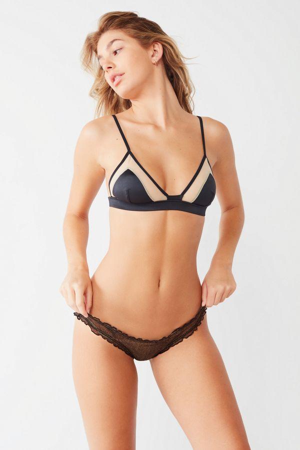 53c254ef1f Out From Under Shimmer + Shine Black Bikini
