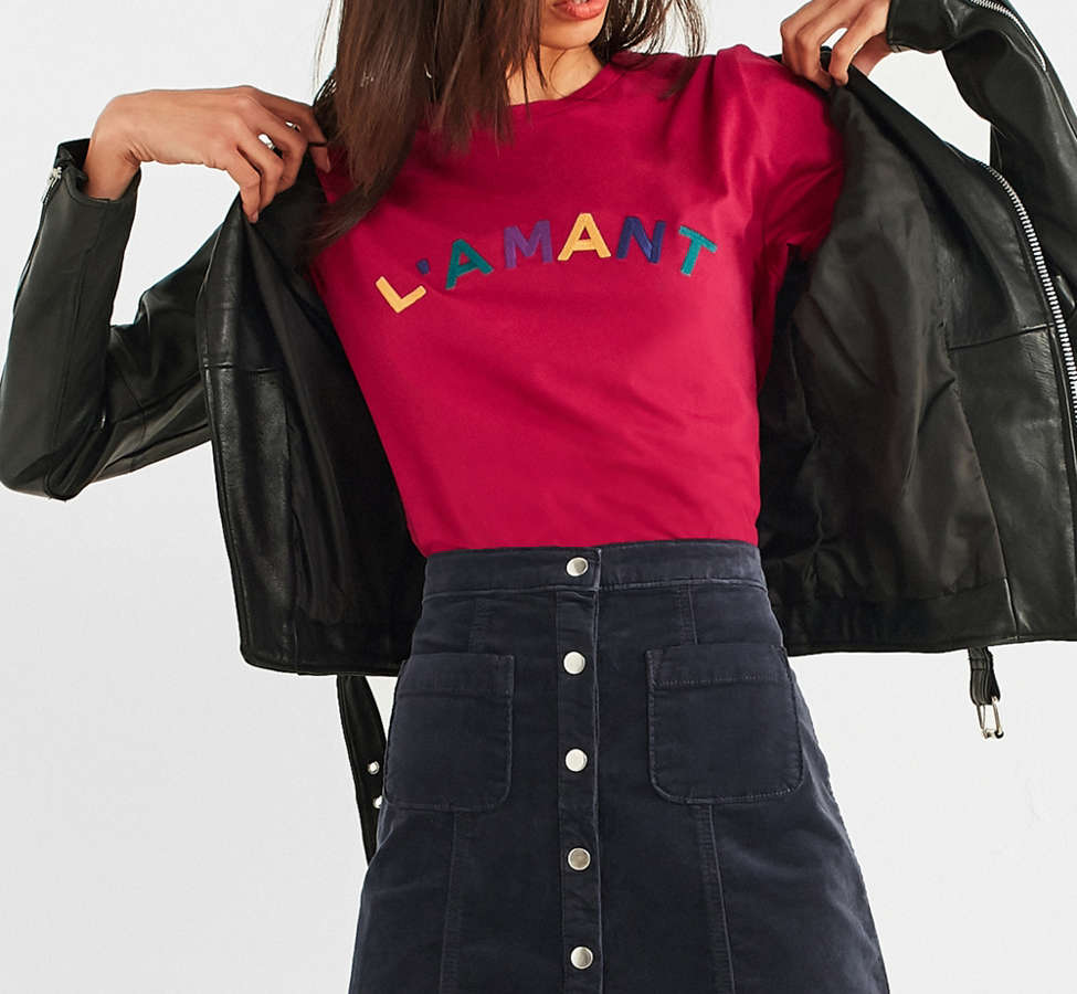 Slide View: 1: L'amant Tee