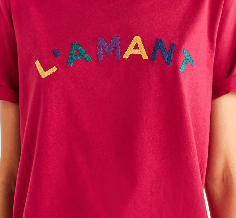 Slide View: 2: L'amant Tee