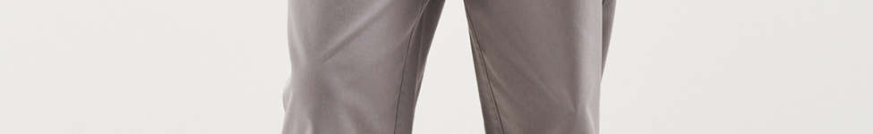 Thumbnail View 1: UO Grey Easy Work Pant