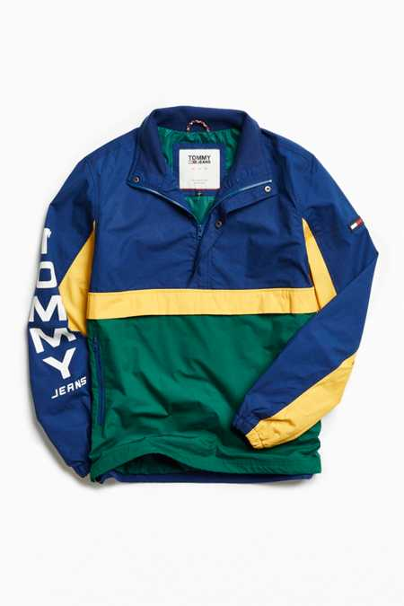 Tommy Hilfiger Retro Block Anorak Jacket