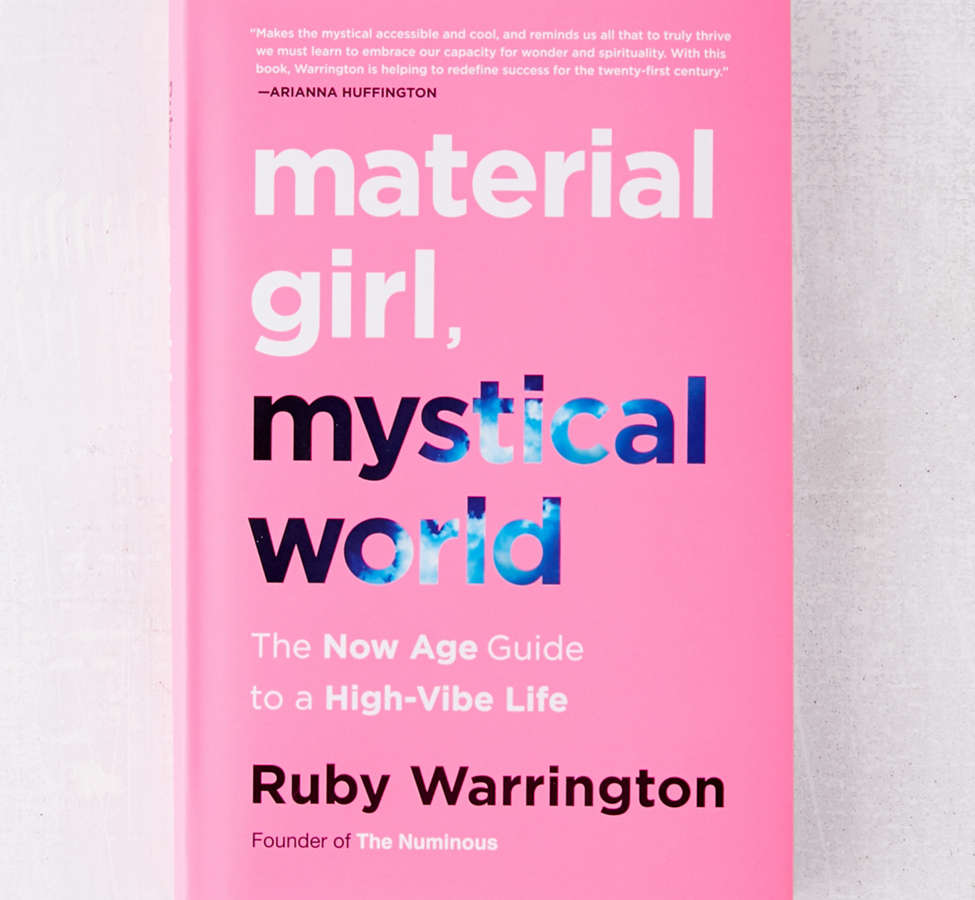 Slide View: 1: Material Girl, Mystical World par Ruby Warrington