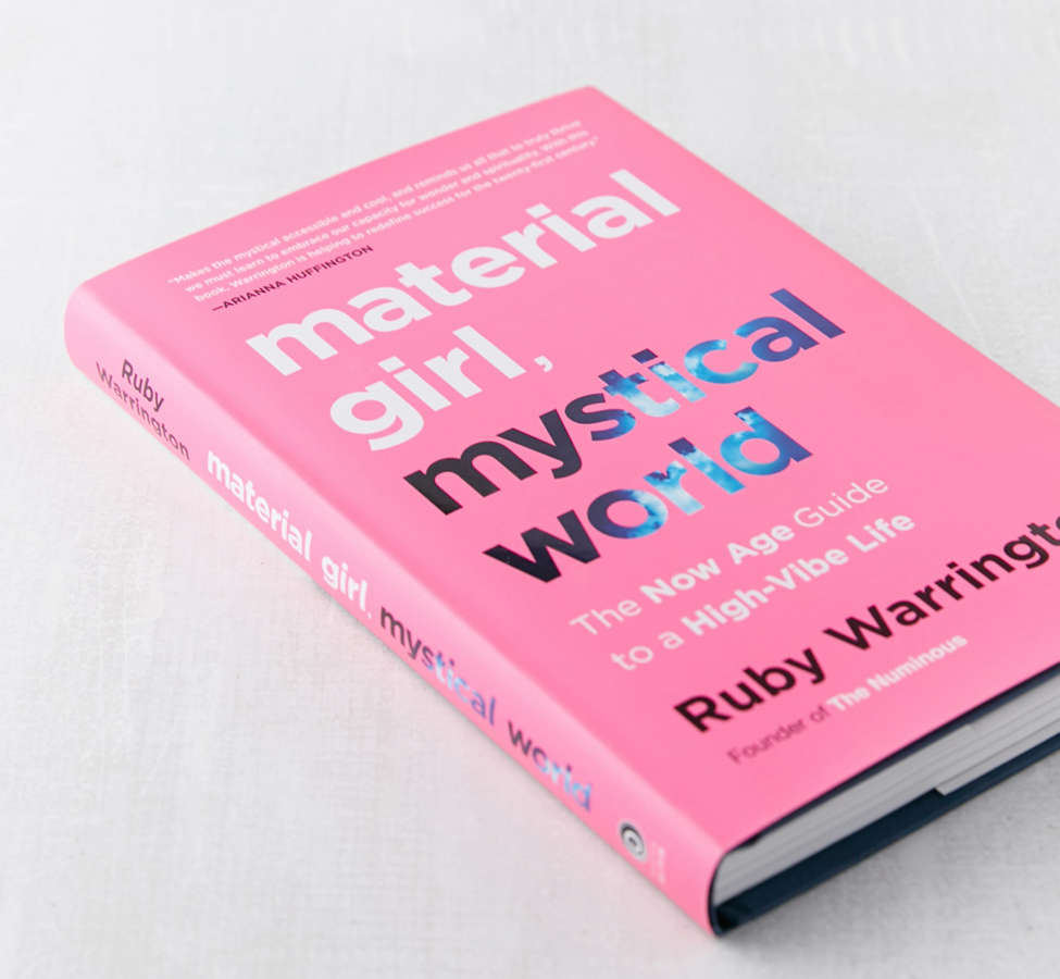Slide View: 3: Material Girl, Mystical World par Ruby Warrington