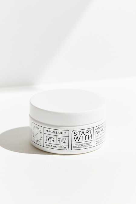 The Base Collective Magnesium + White Tea Body Balm