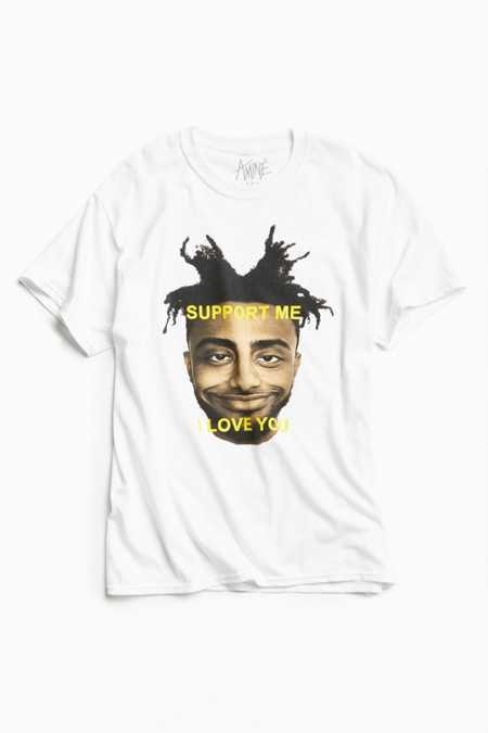 Amine Support Tee