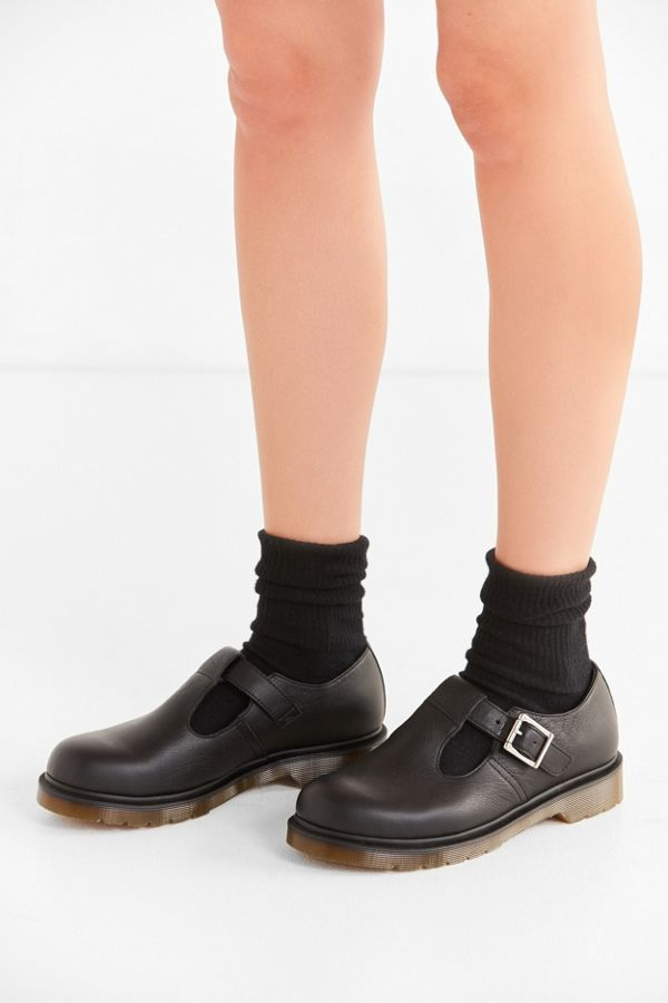 Dr. Martens Polley T-Bar Mary Jane (Women's) mAVYNxfU25