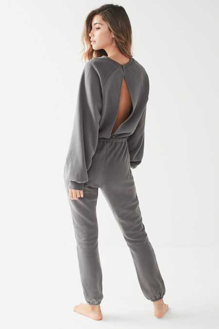 Out From Under Hadley Sweatshirt Jumpsuit