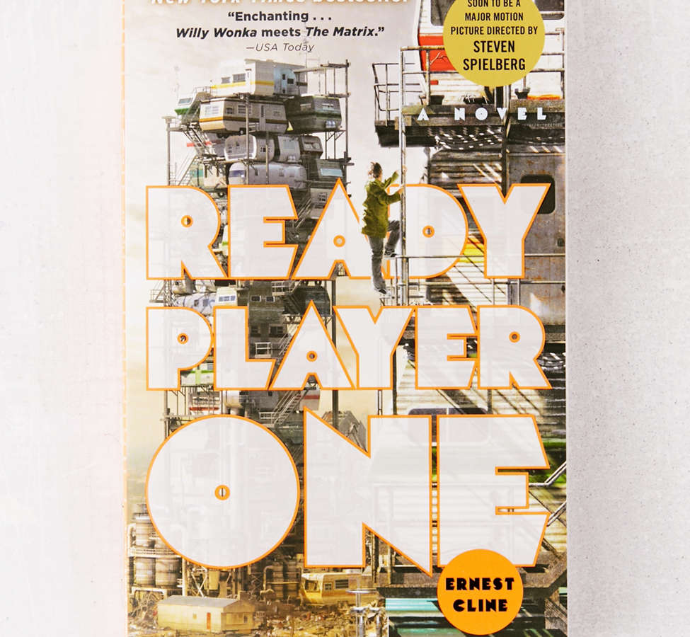 Slide View: 1: Ready Player One: A Novel By Ernest Cline