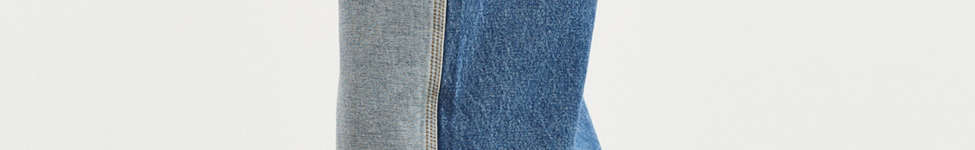 Thumbnail View 4: BDG Colorblocked Baggy Jean