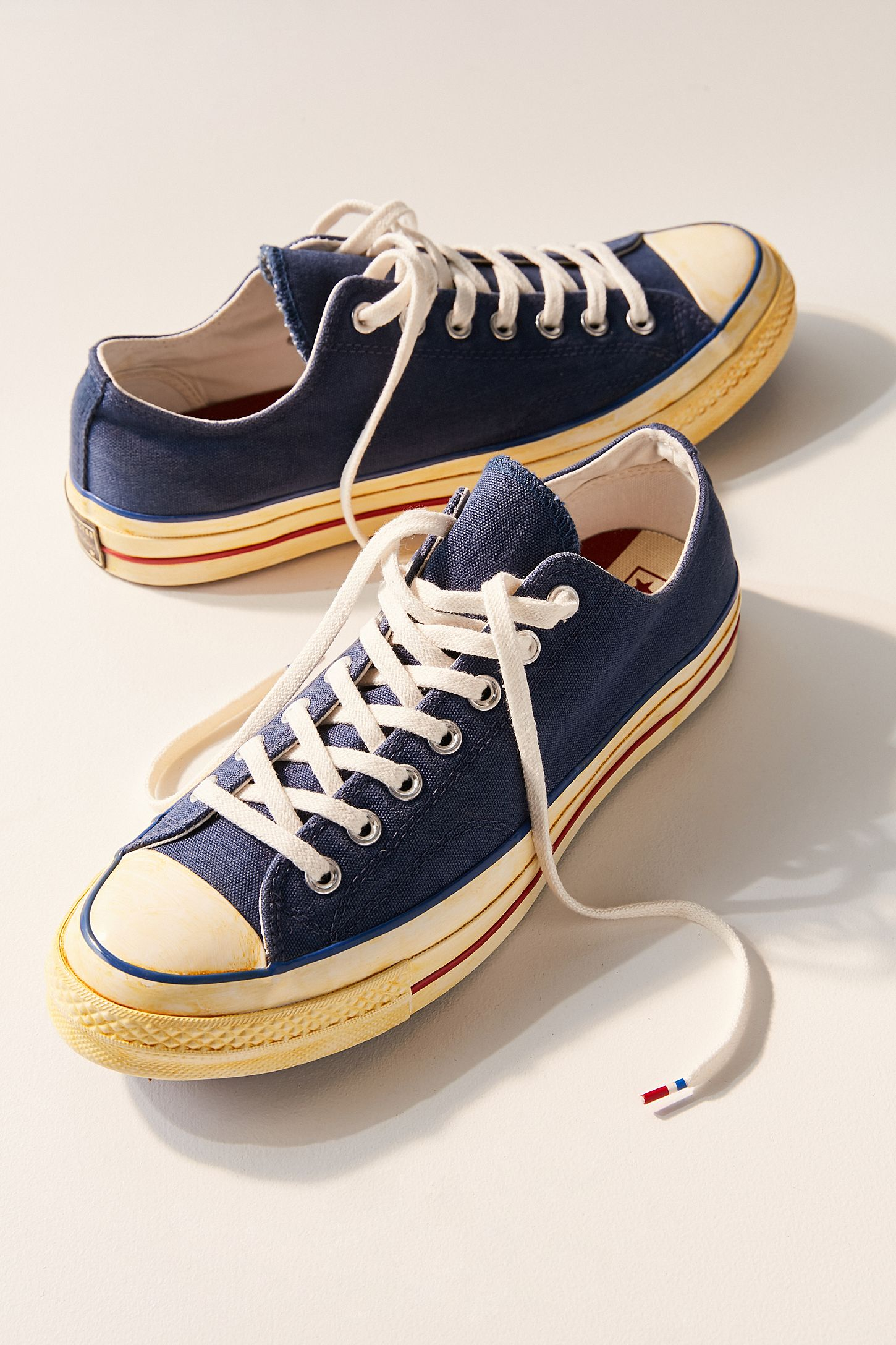6b611ab6fc8 Converse Chuck Taylor All Star  70 Low Top Canvas Sneaker