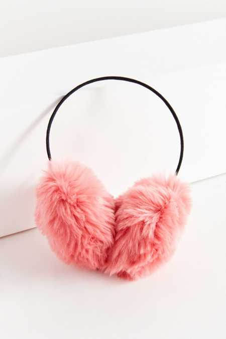 Faux Fur Ear Muff