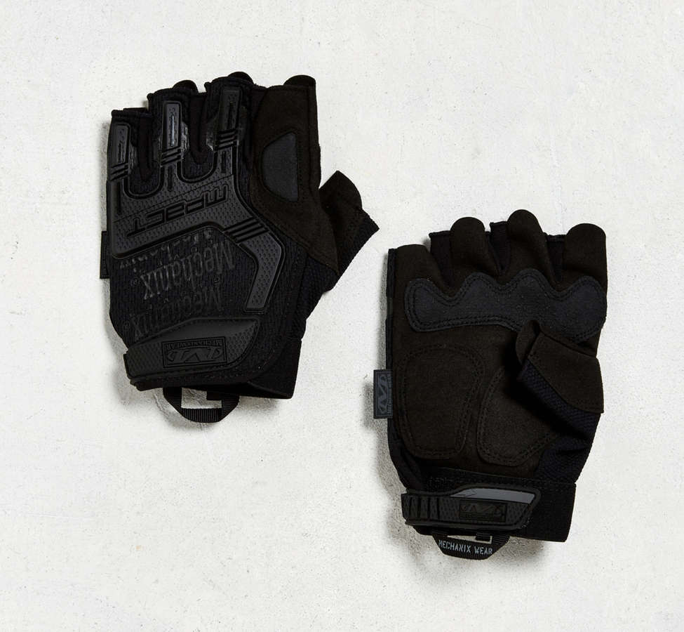 Slide View: 1: Mechanix Wear MPact Fingerless Glove