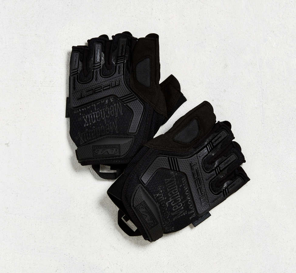 Slide View: 2: Mechanix Wear MPact Fingerless Glove