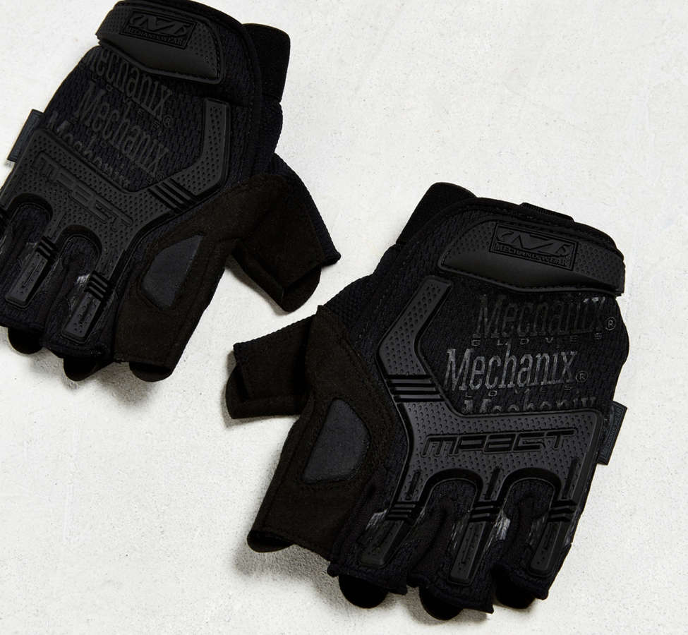Slide View: 3: Mechanix Wear MPact Fingerless Glove