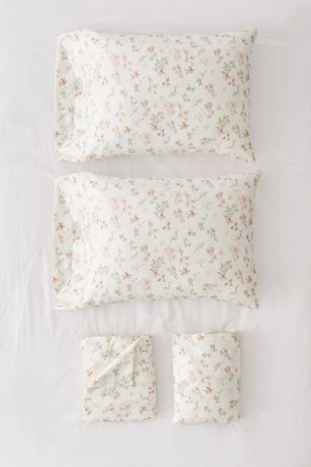 Daniella Floral Sheet Set