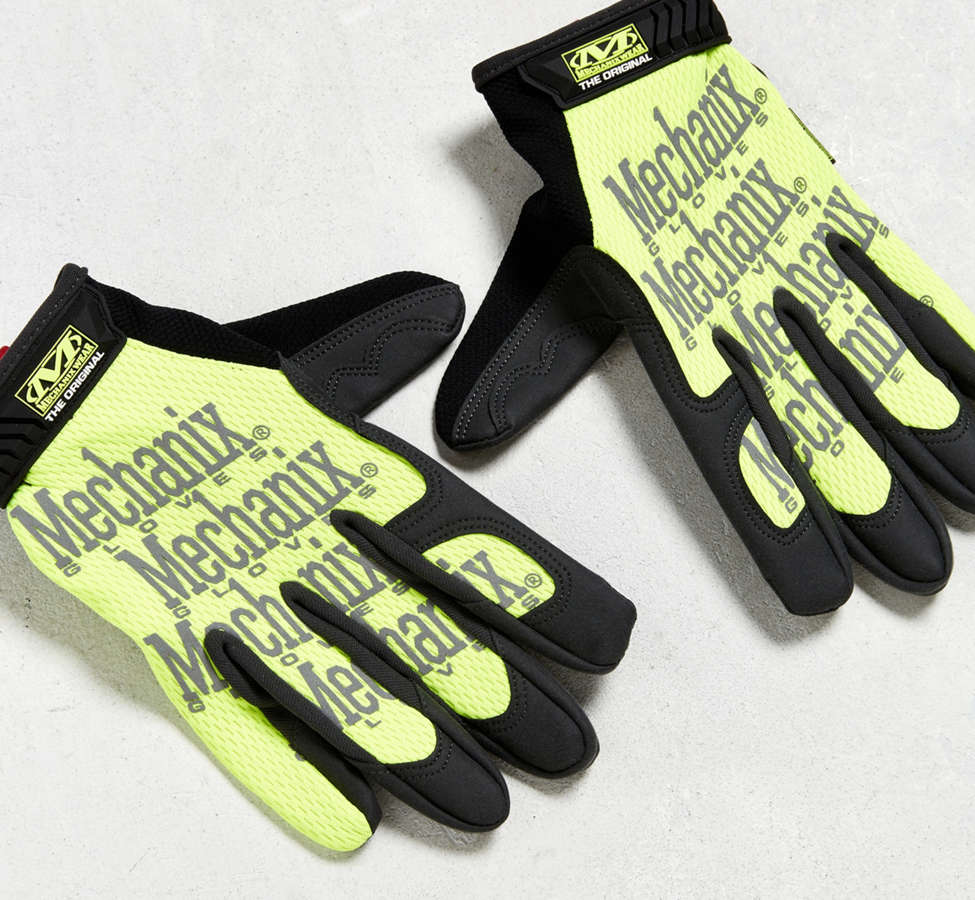 Slide View: 4: Gants de travail Original Mechanix Wear