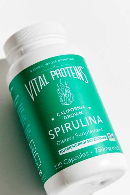 Vital Proteins Spirulina Dietary Supplement