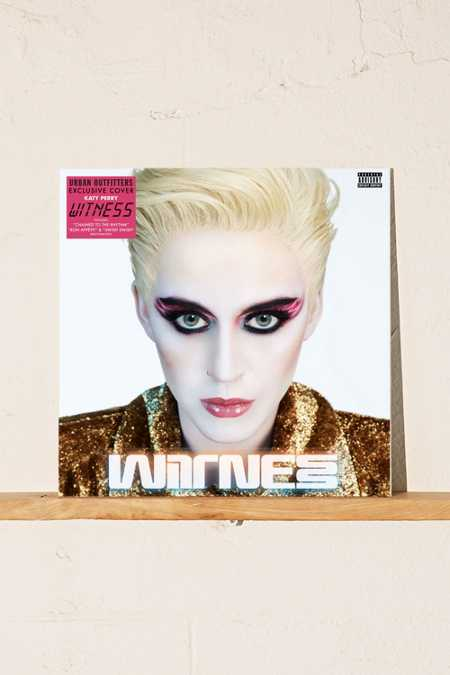 Katy Perry - Witness Limited 2XLP