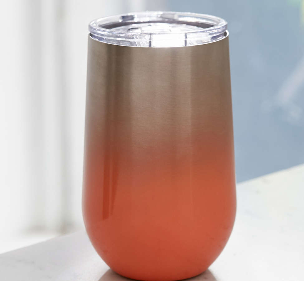 Slide View: 1: To-Go Wine Tumbler