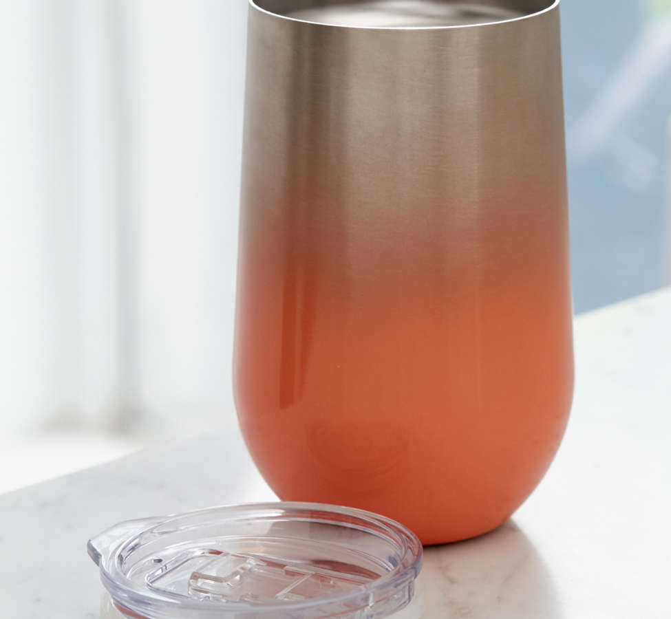 Slide View: 3: To-Go Wine Tumbler