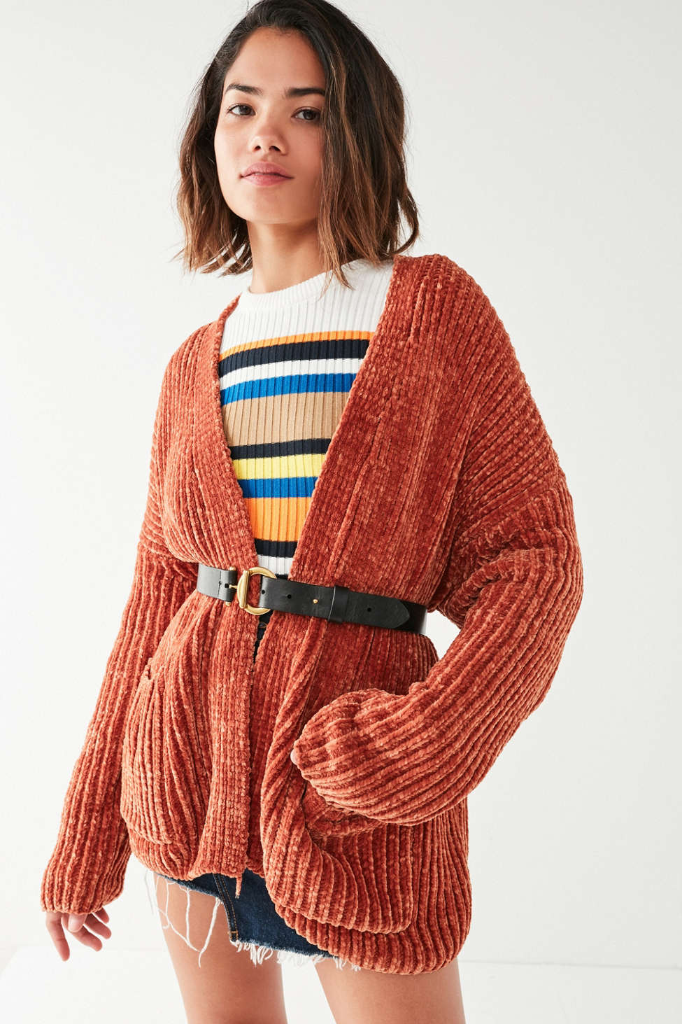 Urban Outfitters Toggle Belt