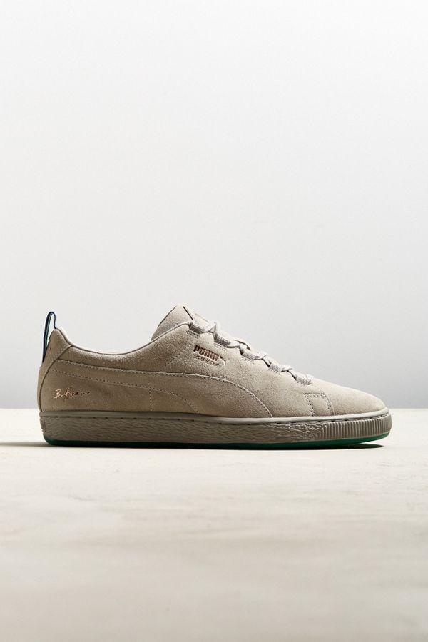 Puma X Big Sean Suede Sneaker  879ab8eb47