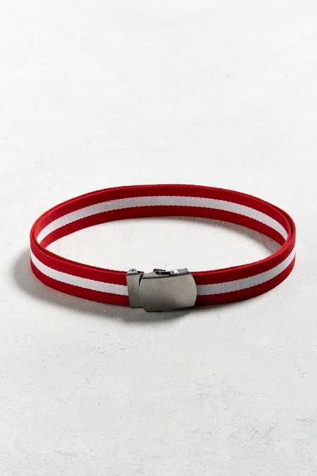 UO Sport Stripe Web Belt
