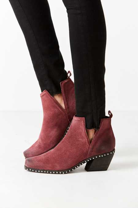 Jeffrey Campbell Tumari Cutout Ankle Boot