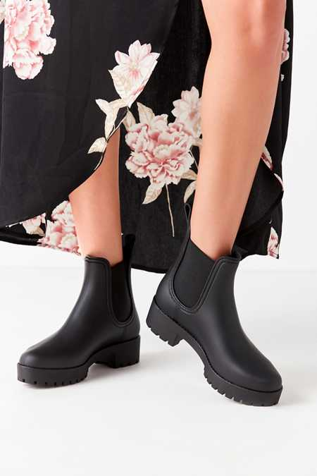 Jeffrey Campbell Cloudy Rain Boot