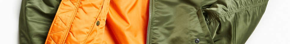 Thumbnail View 2: Alpha Industries X UO Collage Back Patch Bomber Jacket