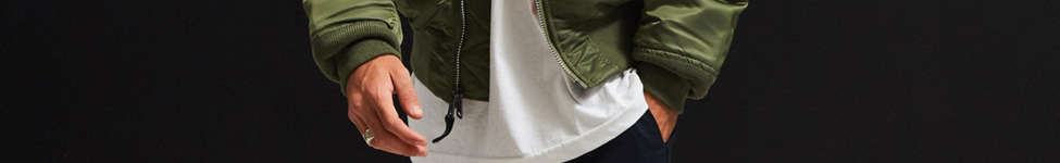 Thumbnail View 6: Alpha Industries X UO Collage Back Patch Bomber Jacket
