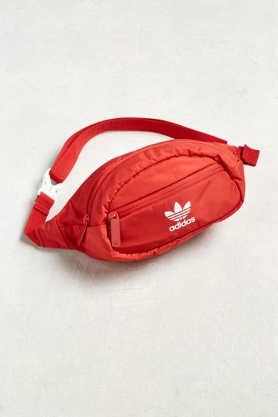 adidas Originals National Sling Bag - Red One Size at Urban Outfitters