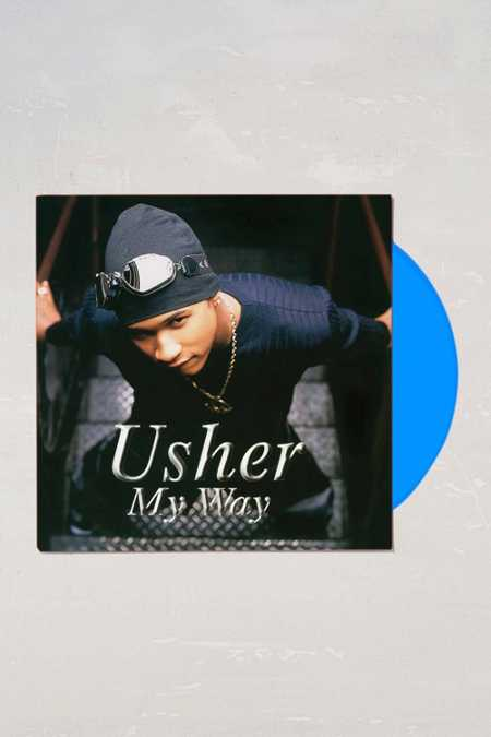 Usher - My Way Limited LP