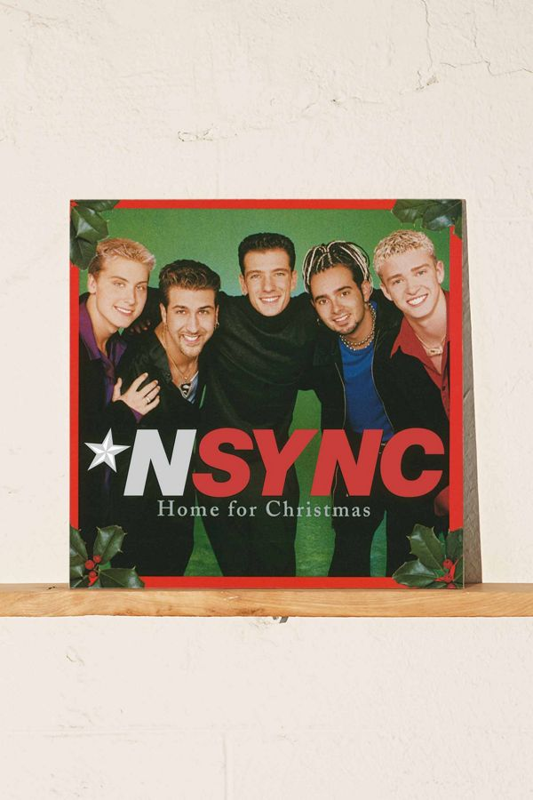 nsync home for christmas limited 2xlp - Nsync Christmas Album