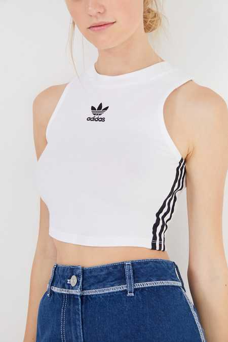 adidas Originals Cropped Tank Top