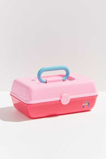 Caboodle Vintage Pretty Makeup Case