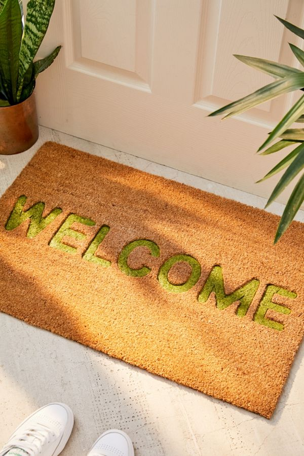 Welcome Doormat Urban Outfitters