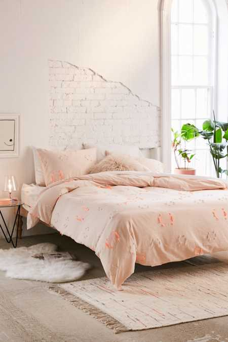 Faye Jacquard Fringe Duvet Cover. Bedding   Bed Linens   Urban Outfitters