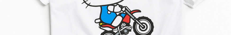 Thumbnail View 1: FILA X Sanrio For UO Wheelie Tee