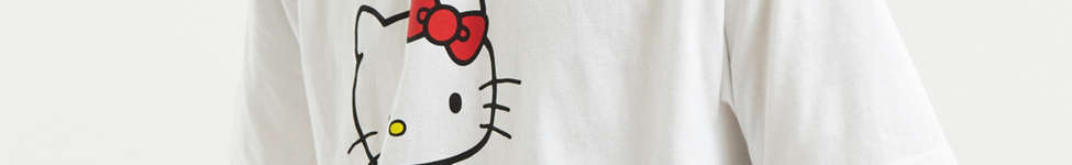 Thumbnail View 3: FILA X Sanrio For UO Wheelie Tee